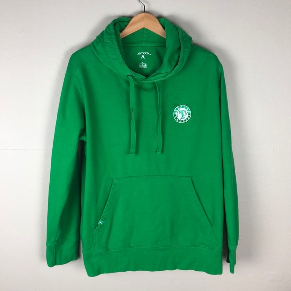 Antigua Other - Texas Rangers Green Sweatshirt Hoodie